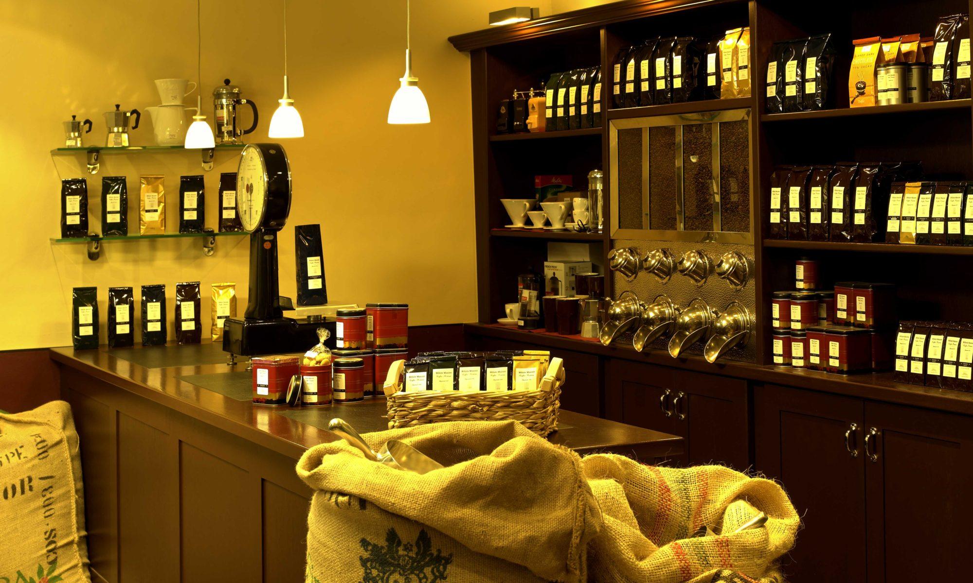 Caffee-Rösterei Wilh. Maassen